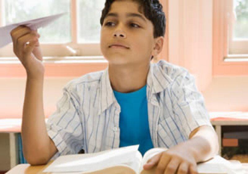 Un niño inquieto o distraído no es sinónimo de un pequeño con problemas de déficit de atención. (Foto: Jupiter Images)