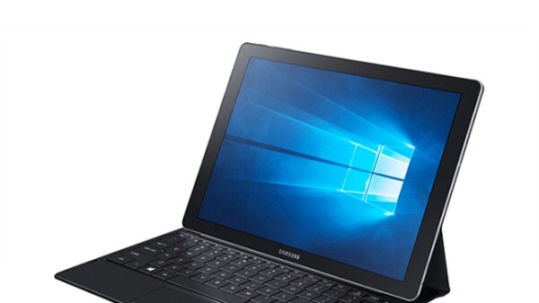La Galaxy S Tab Pro aprovecha el poder de Windows 10 y procesadores Intel