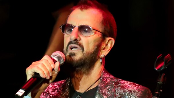 Ringo Starr & His All-Starr Band In Concert - Atlantic City