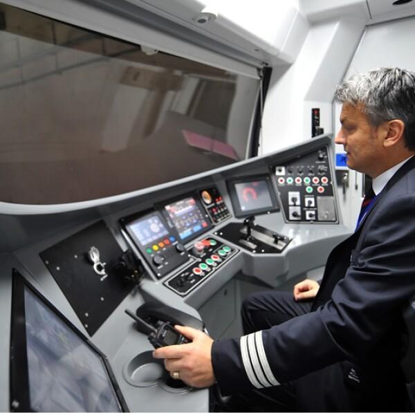 Marmaray tren Turquía 9