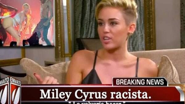 El medio asegura, en una carta de su editor, que la nota informando que la cantante había ofendido a los mexicanos y que ayer causó revuelo, fue tomada de otro sitio.