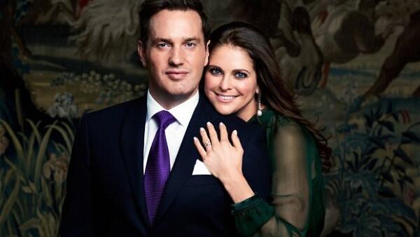 Luego de dos meses de su compromiso, finalmente se ha anunciado la fecha de su enlace con Christopher O´Neill será en junio del 2013.