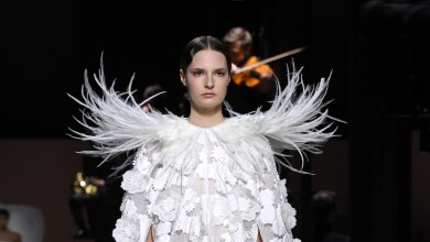 Givenchy : Runway - Paris Fashion Week - Haute Couture Spring/Summer 2020