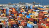 FILE PHOTO: Containers are seen at Abu Dhabi's Khalifa Port after it was expanded in Abu Dhabi