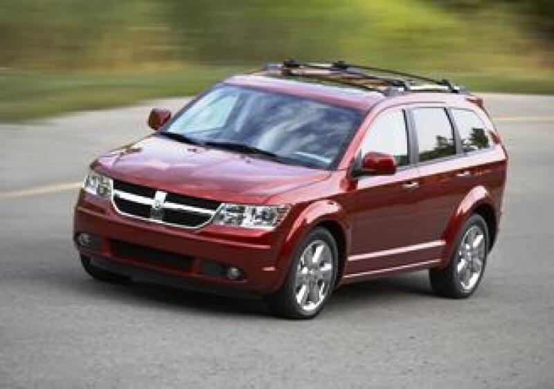 La SUV de Chrysler aumenta sus ventas en plena recesión. (Foto: Cortesía)