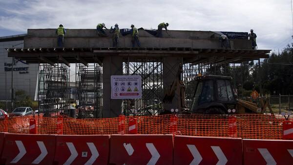La Cámara Mexicana de la Industria de la Construcción espera una menor expansión del sector en este año.