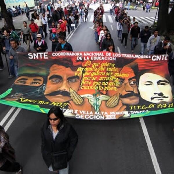 marcha reforma congreso 12