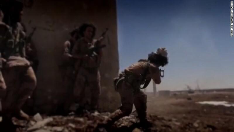Imagen video YouTube ISIS