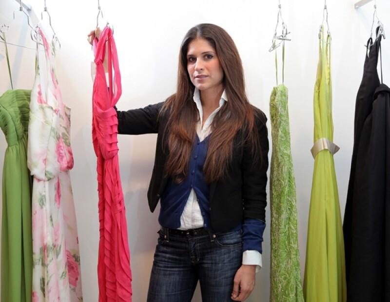 En 2006 ganó la justa Elle México Diseña.