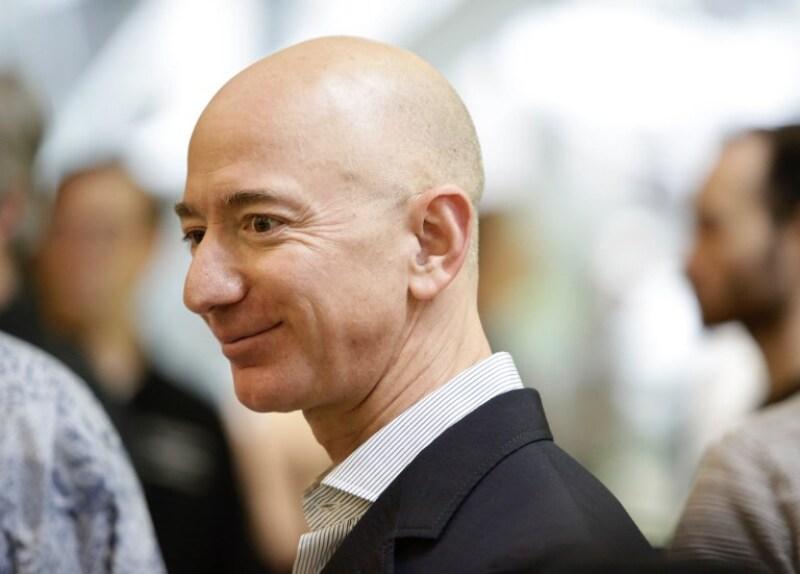Bezos, el más rico del mundo