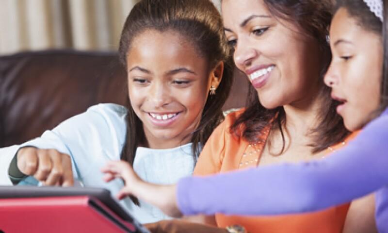 Fingerprint es una desarrolladora de apps educativas para niños, que en 2012 recibió una de inversión por 7.7 millones de dólares. (Foto: Getty Images)