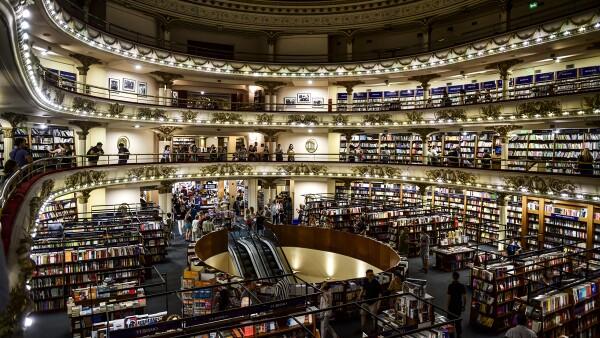 El Ateneo Gran Splendid, librería