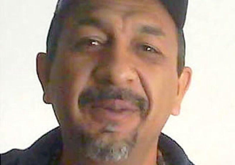 Servando Gómez Martínez, alias La Tuta, presunto jefe de la banda criminal La Familia Michoacana. (Foto: Notimex)