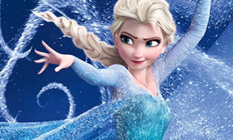 La película Frozen acumula ingresos mundiales por 1,200 mdd. (Foto: tomada de Facebook/DisneyFrozen )