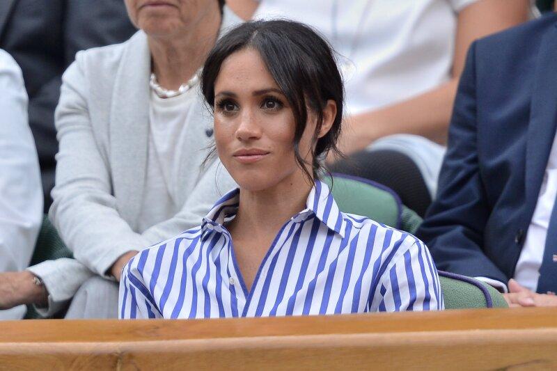 Meghan seria final Wimbledon 2018