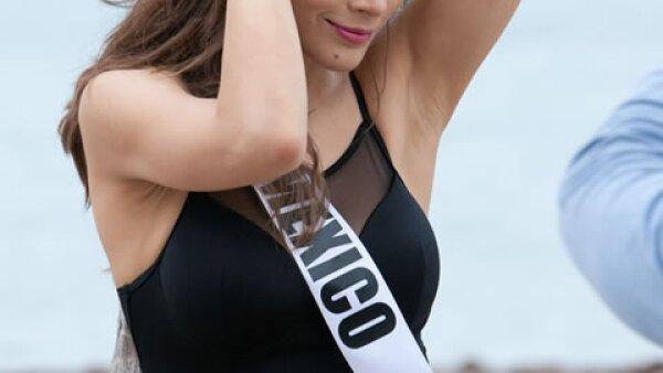 En el concurso nos representa Josselyn A. Garciglia, Miss Mexico 2014.