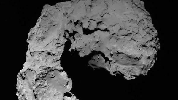 Retratos de cometas