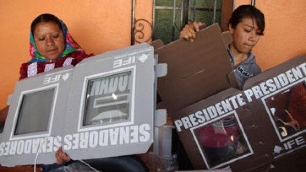 Es la primera vez que aspirantes independientes buscan un espacio en la contienda electoral del estado. (Foto: Cuartoscuro/Archivo)
