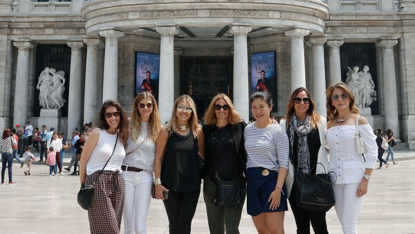 Recorrido por Bellas Artes con Summit