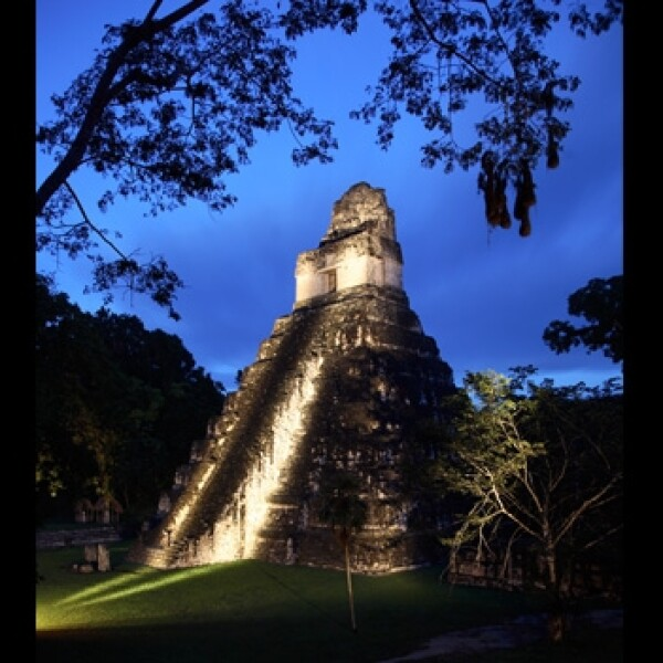 mayas tikal