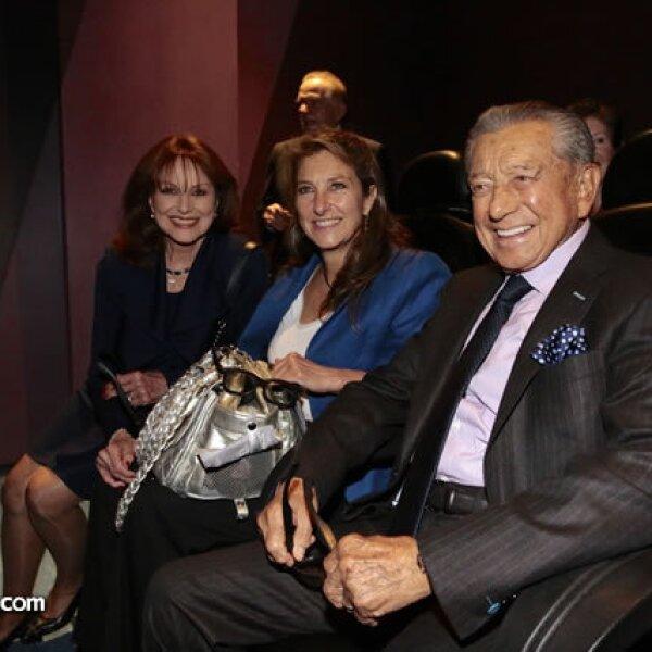 Christiane Martel,Claudia Alemán,Miguel Alemán Velasco