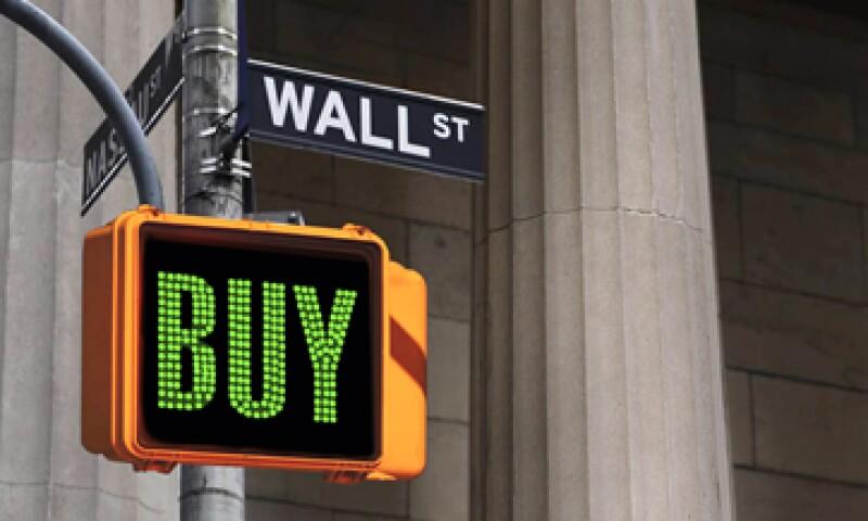 El S&P 500 subió 11.07 puntos, o un 0.76% a 1,472.09. (Foto: Getty Images)