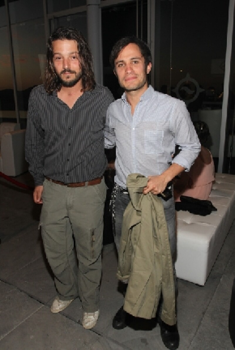 Gael García Y Diego Luna (Foto: Getty Images
