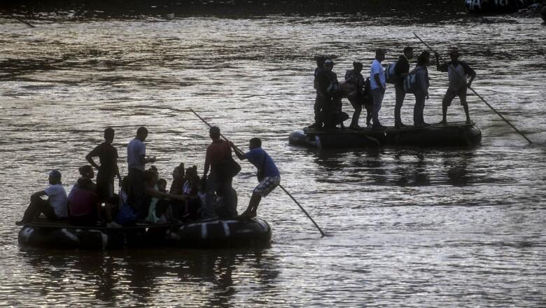 Migración Centro América