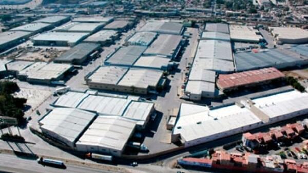 Parque industrial Gto.