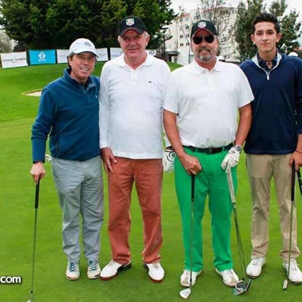 Armando González Gracida,Gaspar Rivera Torres,Javier Velázquez y Santiago Varela