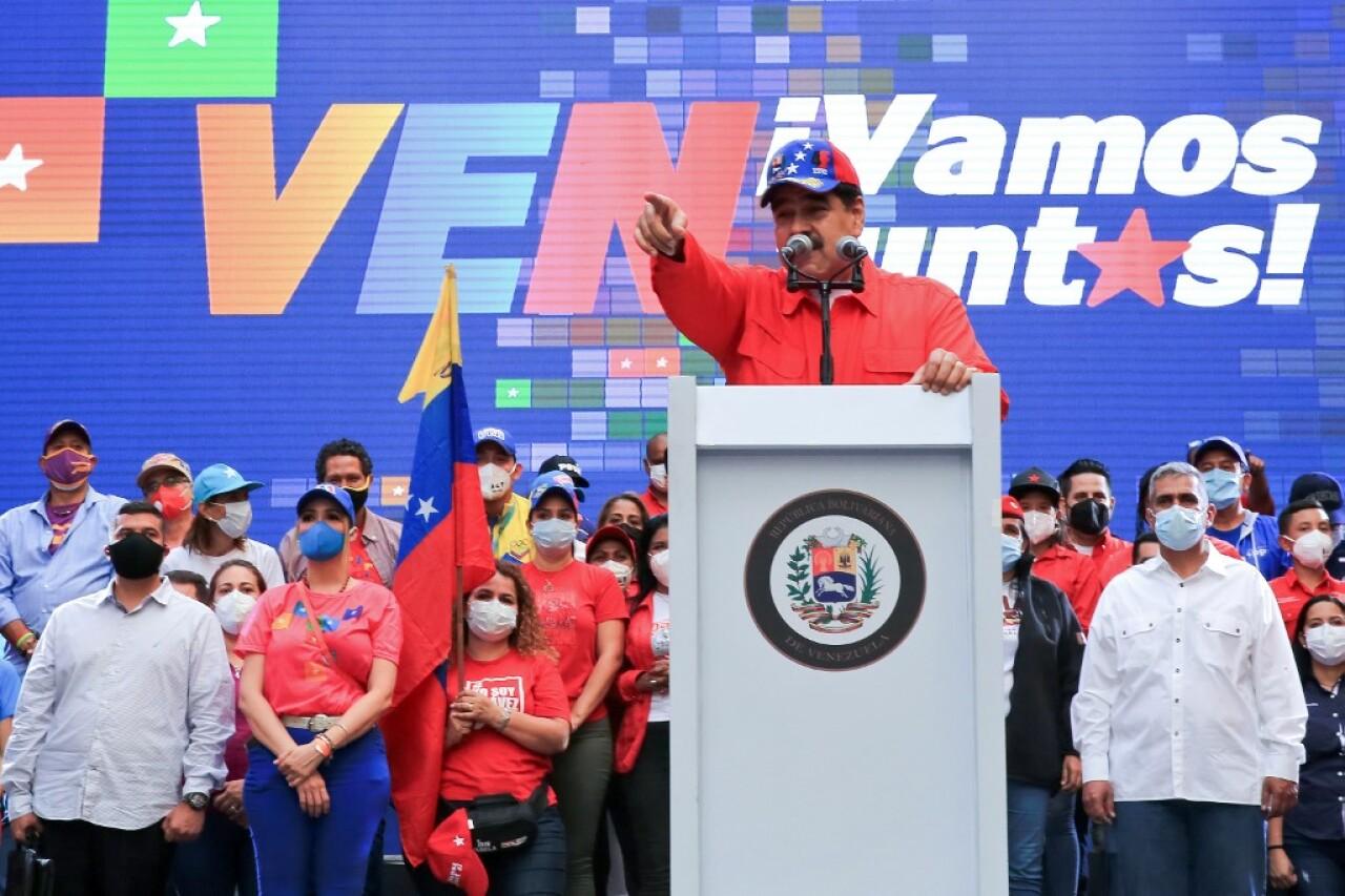 Nicolás Maduro, el ex chófer que se encamina a consolidar su poder en Venezuela