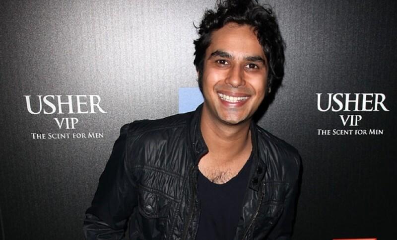 Kunal Nayyar, quien interpreta a Raj Koothrappali en la famosa serie televisiva, fue demandado por la empresa Diverse Talent Group, quien llevaba su carrera.