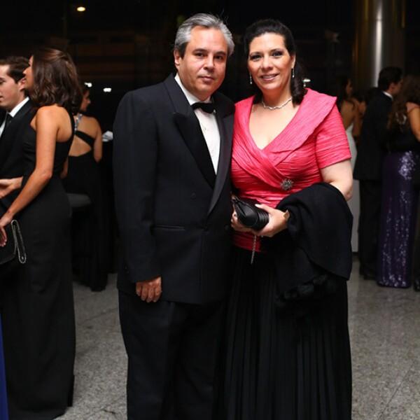 Francisco Díaz y Marcela de Díaz Suarez