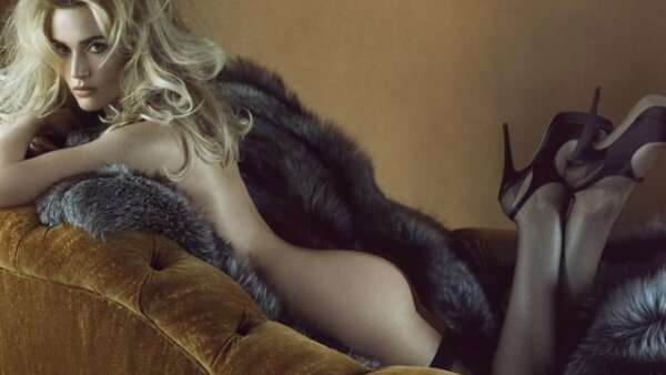 Kate Winslet tiene 34 años.