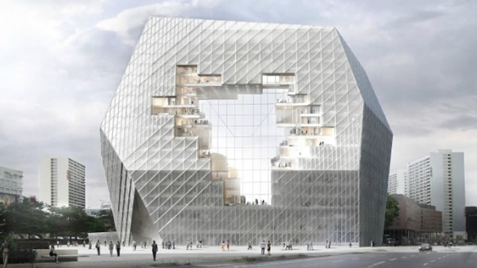 Oficinas de Axel Springer Berlin