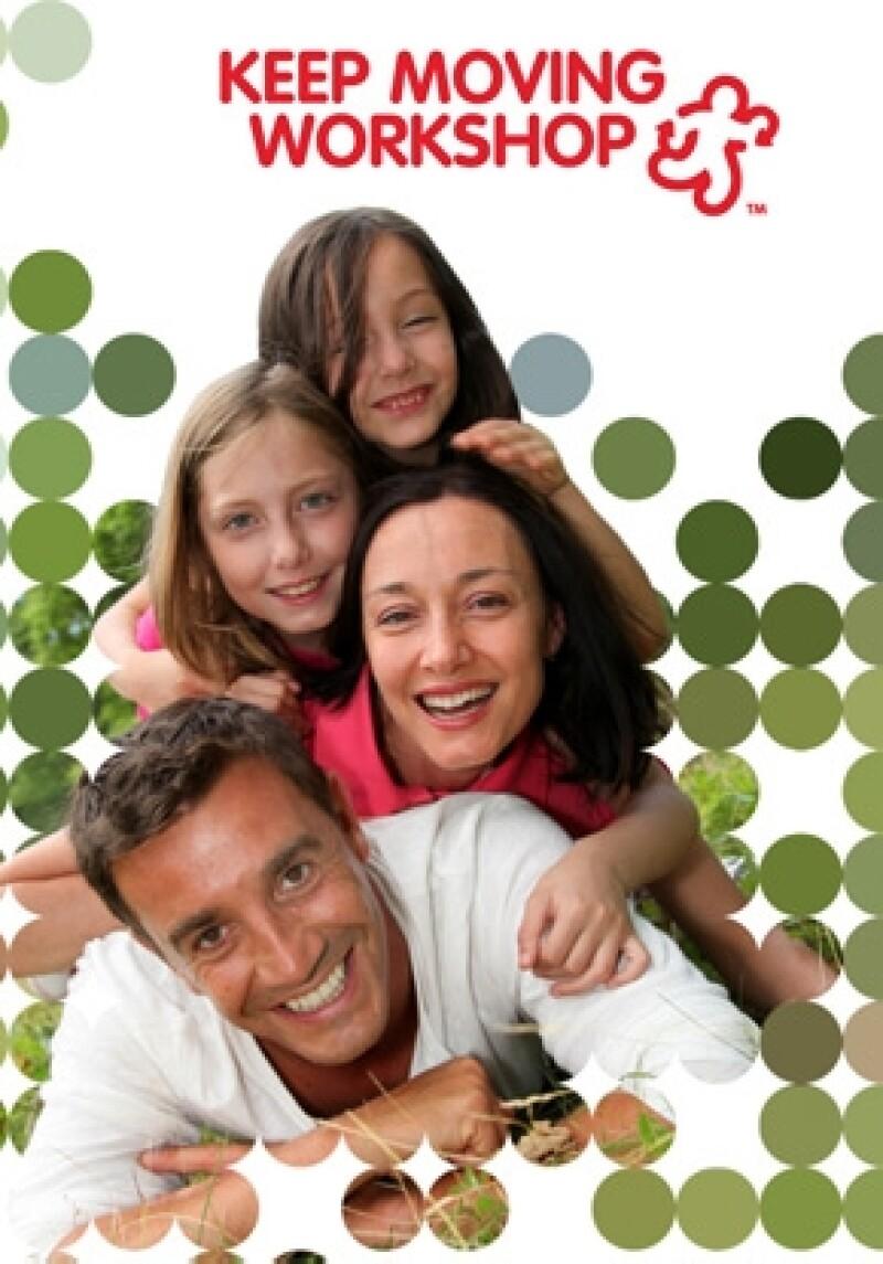 Es una nueva forma de divertirse en familia, donde encontrarás talleres en los que podrían participar todos.
