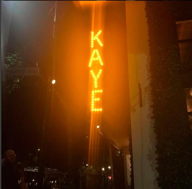 Más tarde Eva fue celebrada en el restaurante Kaye, ¿habrá cenado con Pepe Bastón?