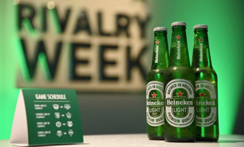 Esta es la segunda adquisición de Heineken este mes (Foto: Getty Images/Archivo)