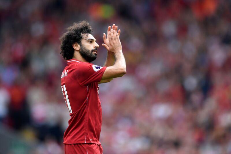Mohamed Salah UEFA