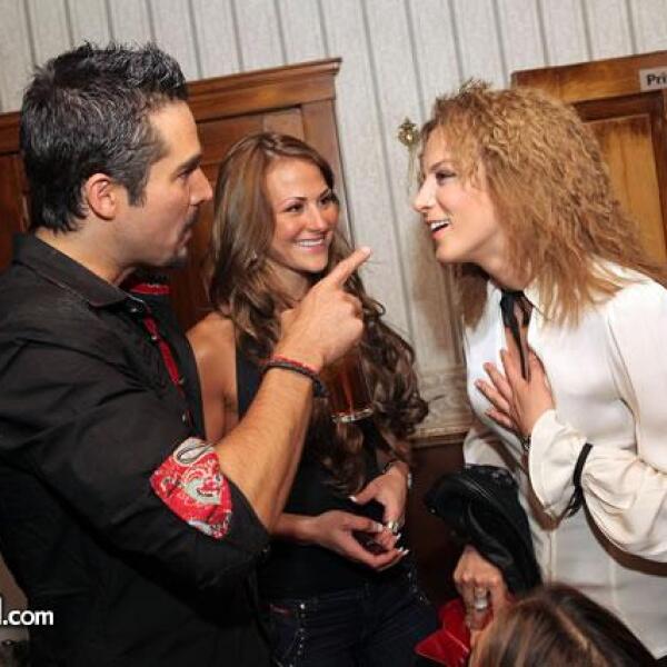 José Ron,Ilka Manzanilla,Silvia Navarro