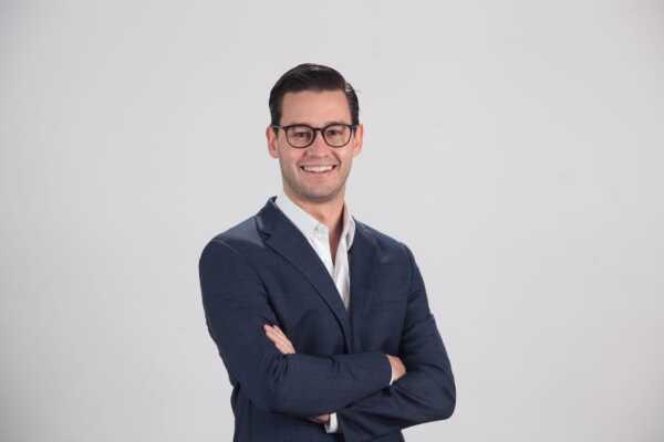 Rodrigo Osorio Díaz estará en Economía. FOTO: Especial.