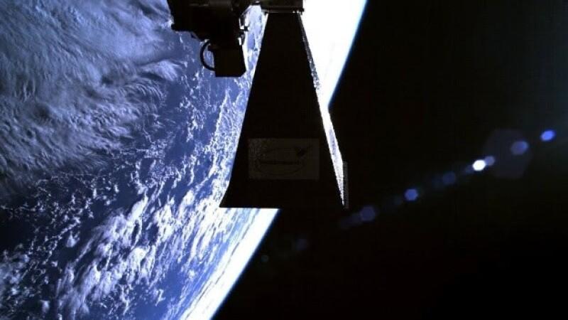 satélite espia espacio