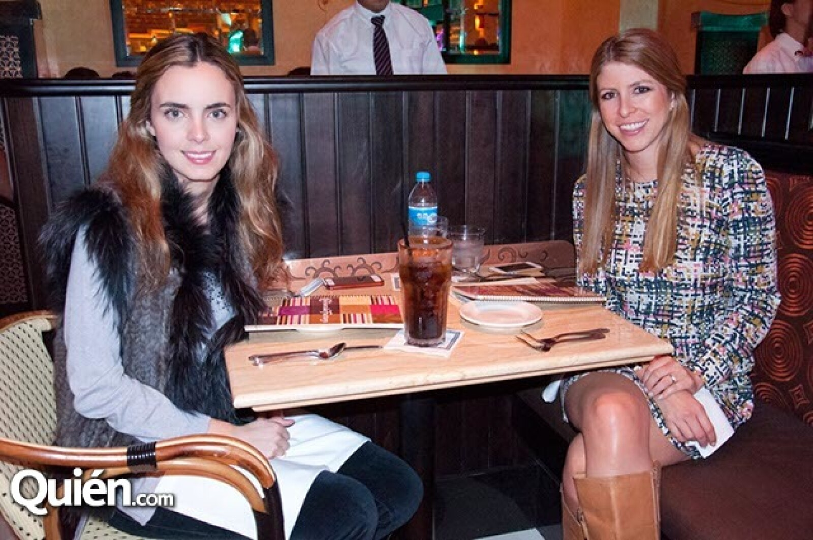 Alessandra Lancaster y Anais Calderón