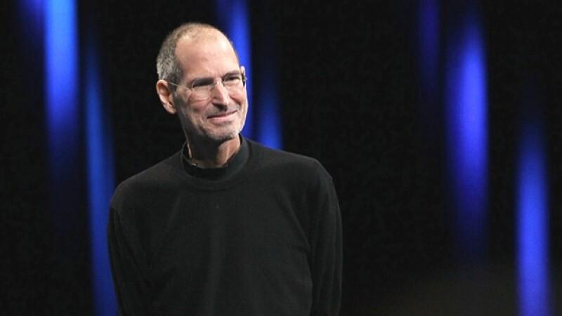 792a7bddc9a Steve Jobs, el genio que fundó Apple en la cochera de su casa