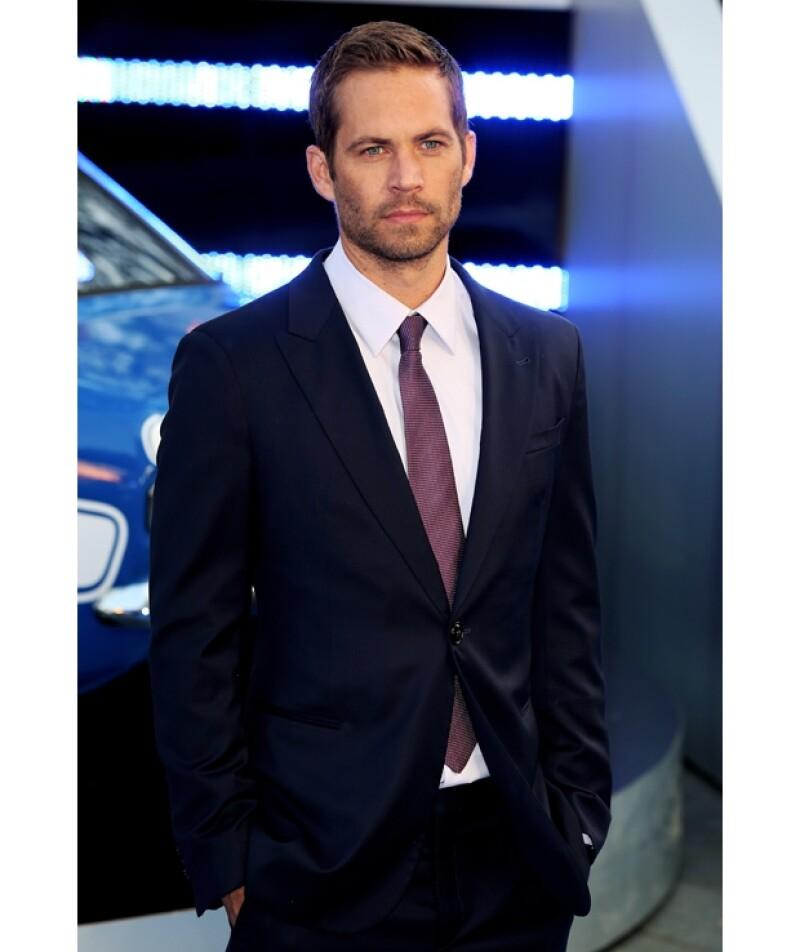 Por medio de su cuenta oficial de Twitter se confirmó que el actor perdió la vida en un accidente automovilístico la tarde de este sábado.