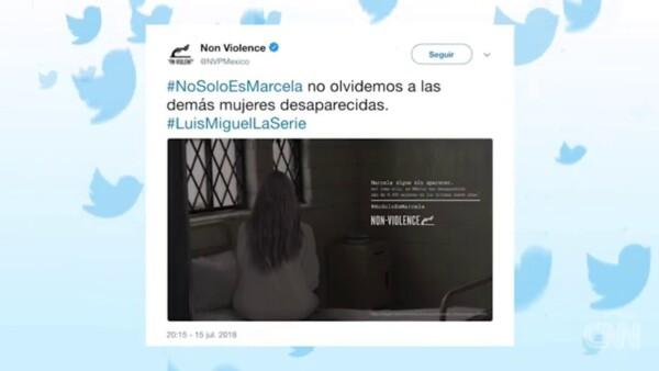 #NoSoloEsMarcela abre la conversación de la desaparición de mujeres en México