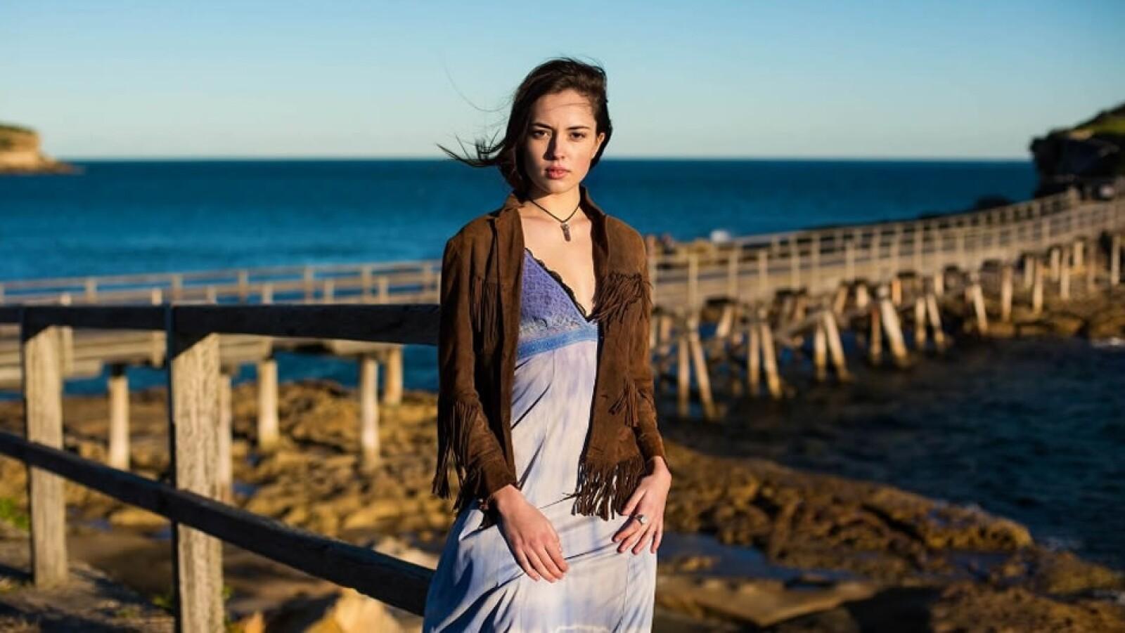 mujer australia