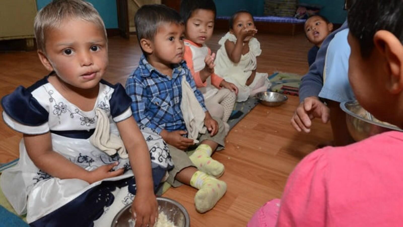 Proyecto Libertad - Maiti Nepal - niños