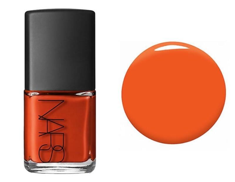 El color naranja es ideal para la temporada y recuerden que durante la primavera 2014 `orange is the new black´.
