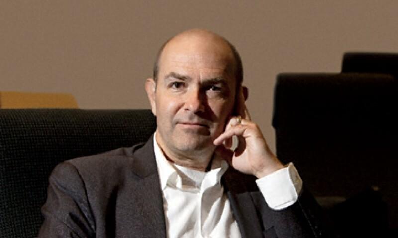 """""""Pueden apoderarse legalmente de nuestros conceptos"""", dice el también CEO de 3D Robotics. (Foto: César S. Manjarréz)"""